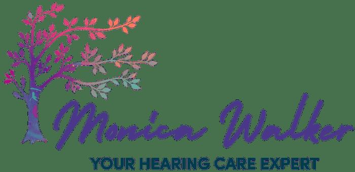 MonicaWalker_Logo_HearingCareExpert