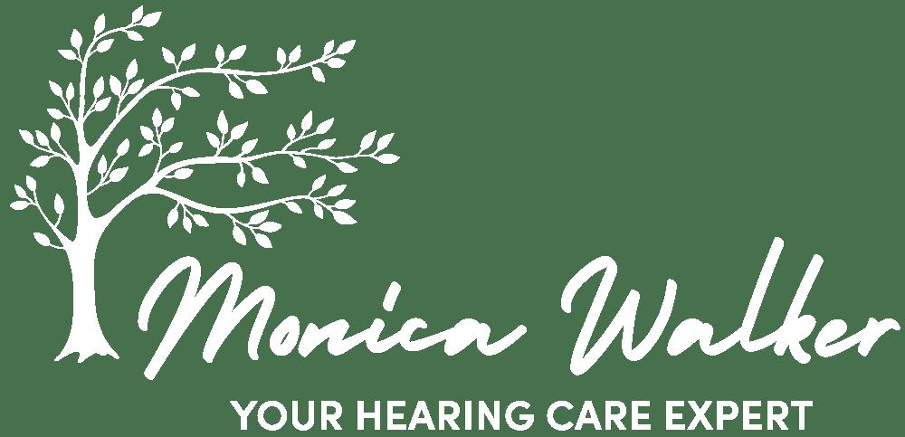 Monica Walker footer logo
