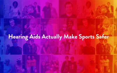 Hearing Aids Actually Make Sports Safer
